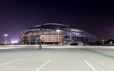 Connected Sports Venues Pave the Way for Smart Cities